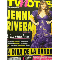 Jenni Rivera Revista Tv Notas