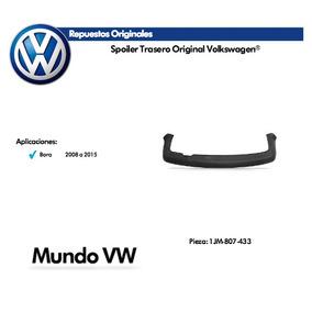 Spoiler Trasero Original Volkswagen® Bora 2008/2015