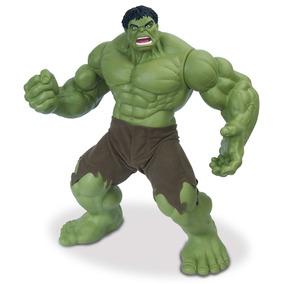Boneco Hulk Verde Premium Gigante 48cm - Mimo