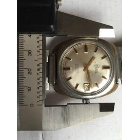 Antiguo Reloj Renis Geneve Automatico Incabloc Funciona .
