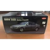 Kyosho Bmw 550i Sedan Facelift Grey 1:18 Nuevo Item 08594gr