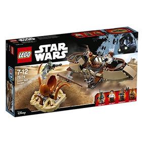 Lego Star Wars Disney 75174 Desert Skiff Escape Boba Fett