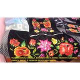 Traje Regional Original Bordado Del Juchitán - Unitalla