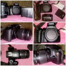 Camara Profesional Canon Eos Rebel T3
