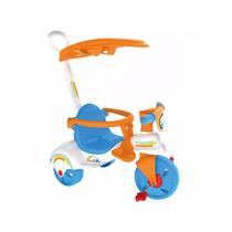 Brinquedo Novo Triciclo Infantil Da Xalingo Multi Care 3x1