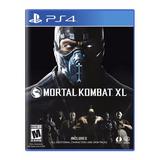 Mortal Kombat Xl Ps4 Original Fisico Sellado