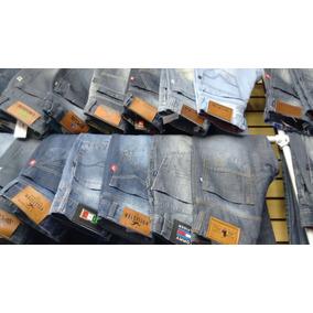 Calça Jeans Masculino Kit 20 Pçs + 10 Shorts Jeans Masculino