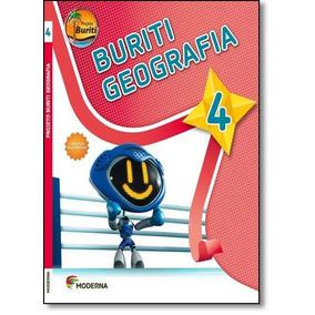 Projeto Buriti: Geografia - 4º Ano