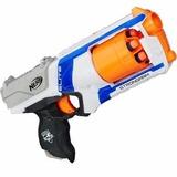 Pistola Nerf Elite Strongarm N-strike Con 6 Dardos Hasbro