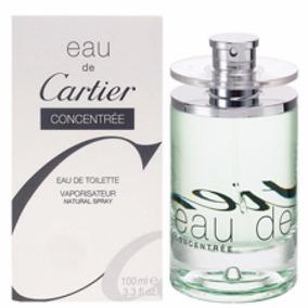 Perfume Eau De Cartier Concentrée 100 Ml -original E Lacrado