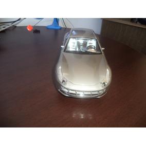 Carro Controle Remoto Top Speed Prata