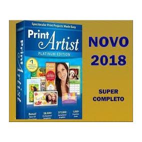 Print Artist 25 Platinum R$ 8,89