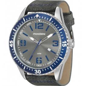 Relógio Mondaine Masculino 94822g0mvne1 - Relógios De Pulso no ... 331e68c18f