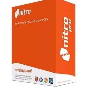 Nitro Pdf Pro 11 Final Editor De Pdf + Licença Envio Direto!