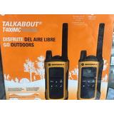 Talkabout T400mc Motorola Original A Prova D
