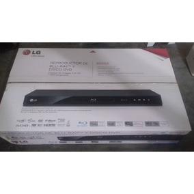 Equipo Lector Y Reproductor De Blu-ray Lg Bd-550