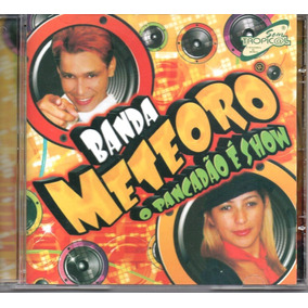Cd Banda Meteoro - O Pancadão É Show