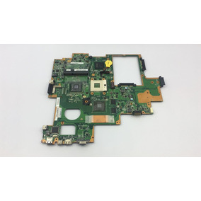 Placa Mãe Notebook Sti Aurex Is 1807 Hd Para Core 2quad Q900