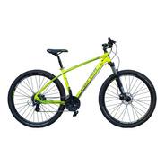 Bicicleta Foxter Rodado 29 Aluminio 24 Vel Shimano Hidraulic