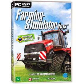 Pc - Jogo Farming Simulator 2013