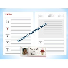 Agendas Virtuales En Pdf Año 2019 2018 Imprimible Y Perpetua