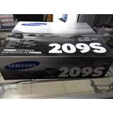 Toner Samsung 209 Negro Mlt-d209l Original