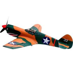 P-40 Rtf - Elétrico - Env.: 645 Mm Art 21153
