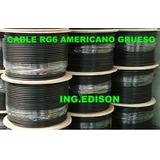 Cable Rg6 Americano Free Tv Satelital Tv Cable Internet Cctv