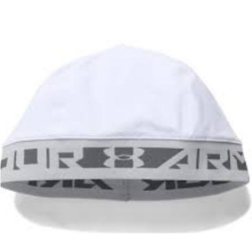 Gorra Under Armour Skull Cap Cool Switch Blanca Envio Gratis