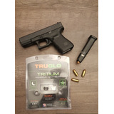 Mira Truglo Tritium Para Todas Las Glock 17 19 23 22 26 27