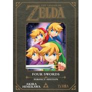 Manga - The Legend Of Zelda 05: Four Swords Adventure