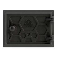 Porta Cinzeiro/fornalha Em Ferro Libaneza Colmeia 13x20 Cm P