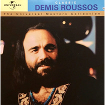 Cd Demis Roussos Universal Masters Collection