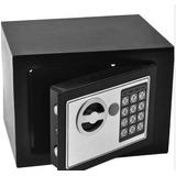 Cofre Doméstico Eletrônico Digital Com Senha Segurança