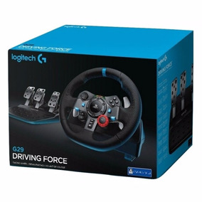 Logitech Driving Force G29 Volante Y Pedales Ps3 Ps4 Pc Msi