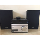 Sony Home Audio System Cmt-s20 En Perfecto Estado.
