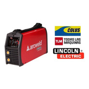 Arcweld 200 I St Soldadora Inverter Lincoln Electric 220v