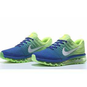 Zapatillas Nike Air Max Nike Color Azul Acero Zapatillas Nike Max en cd1329