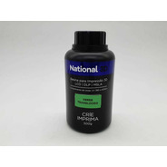 Resina  - Verde - Translúcida - National 3d - 500 Ml