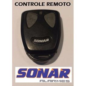 Controle Remoto Alarme Automotivo Sonar Unidade