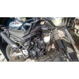 Sucata De Moto Para Retirar Peças Yamaha Xt660 2005