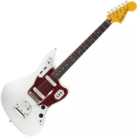 Guitarra Fender Squier Jaguar Vintage Modified Olympic White