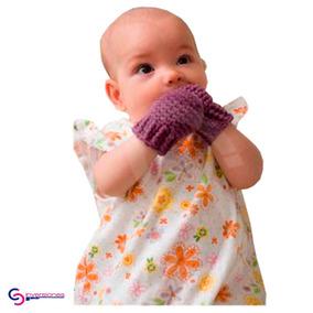Manoplas Y Escarpines Tejidos Ropa De Bebe Ropa Tejida Bebe