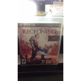 Reckoning Ps3 Seminovo