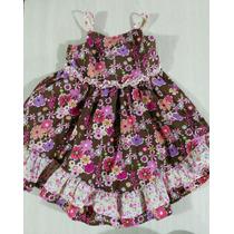 Vestido Para Bebé Niña Talla 2t Años, Anderson
