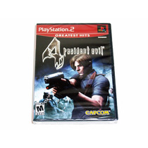 :: Resident Evil 4 - Original - Novo - Lacrado :: Ps2