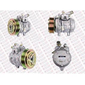 Kit Ar Condicionado Fusca Kombi (todas) Compressor 10p08