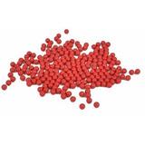 Munição Airsoft Bolinha Bbs Tinta Vermelha 6mm 1000 Unidades