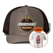 Boné Festival - Ganhe Camiseta Daddy Dave/murder Nova