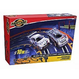 Remate!!! Pista De Autos Fast Lane Over 30 Feet Of Trackt